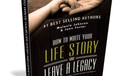 Melanie Johnson & Jenn Foster Hit #1 Amazon Best-Seller List