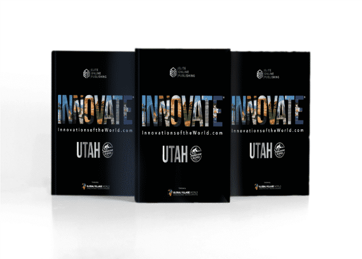 JENN FOSTER of Elite Online Publishing featured in INNOVATE® UTAH