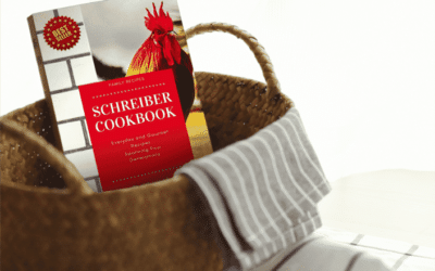 Author Jenn Foster Hits #1 International Bestseller With Schreiber Cookbook